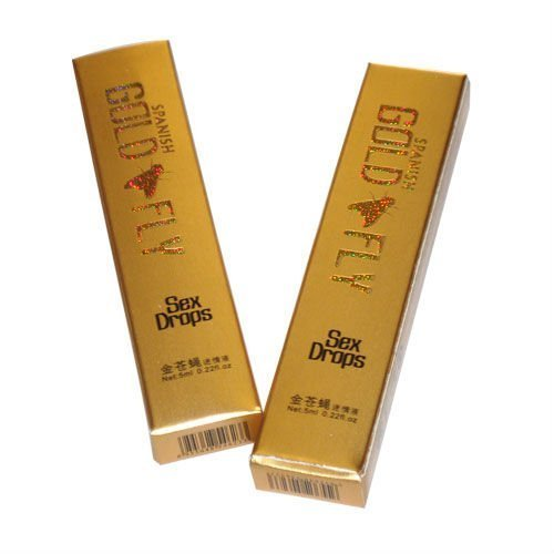 SPANISH GOLD FLY Sex Drops (Unisex)
