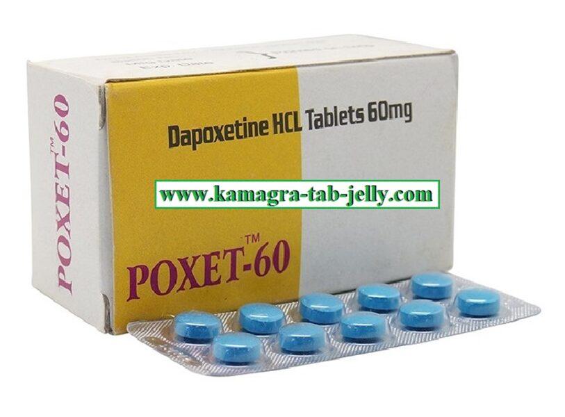 POXET-60 (Dapoxetine hydrochloride)